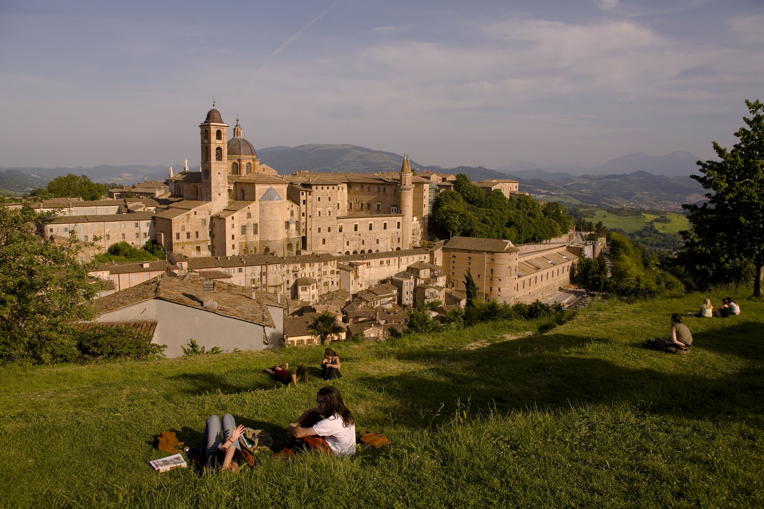 view-of-urbino-from-albornoz-fortress